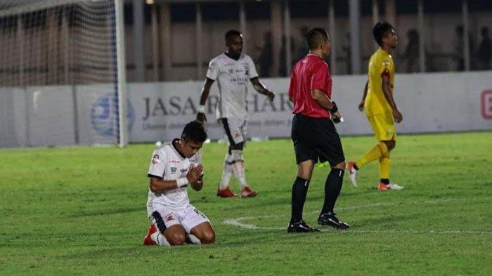 Gufroni Al Maruf Akui Senang Bisa Bela Madura United Lawan Bhayangkara FC, Syukur Timnya Bawa Poin