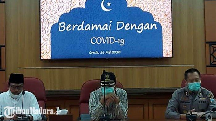 Perayaan Idul Fitri di Gresik Akan Mengacu Pada Perbup dan PSBB, Begini Penjelasannya