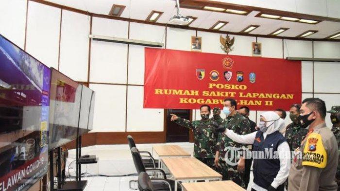 31 Rumah Sakit di Surabaya Raya Masuk One Gate Raferral System, Sistem Kendali Corona di Sisi Hilir