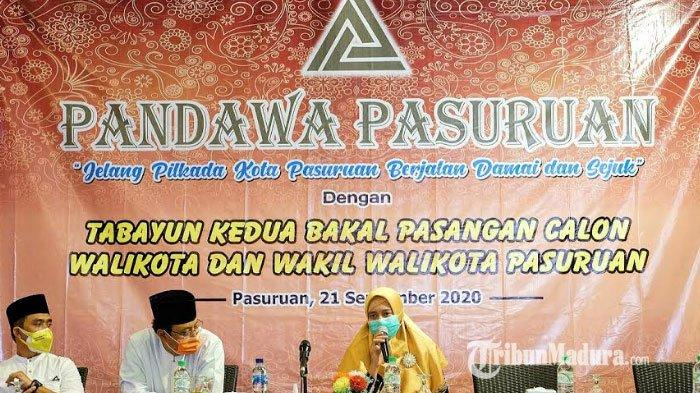 Polemik Ijazah di Pilwali Pasuruan 2020, Gus Ipul Buka-bukaan Soal Riwayat Pendidikan Masing-masing
