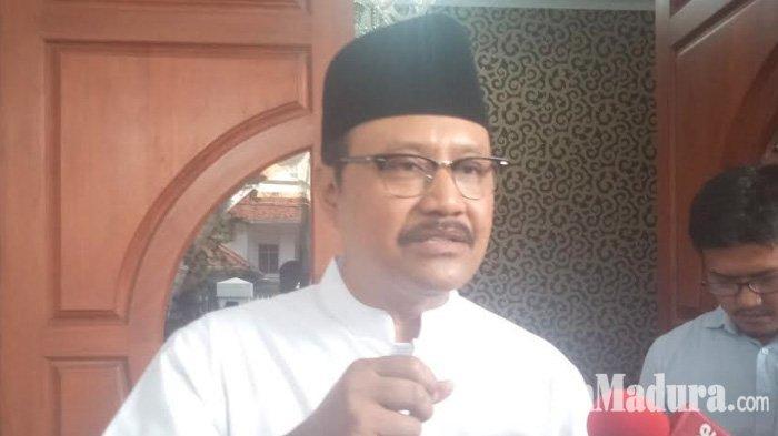 Pilkada Pasuruan 2020,Syaifullah Yusuf Ngaku Masih Ingin Sowan ke Kiai, Habaib dan Tokoh Masyarakat