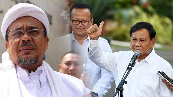 Batal Jemput Habib Rizieq dari Arab Saudi, Prabowo Dikabarkan akan Bertemu? Gerindra Ungkap Alasan