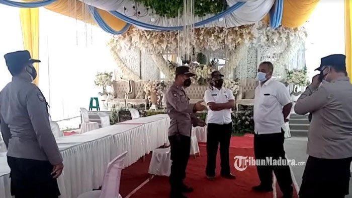Perpanjangan Masa PPKM Level 4 di Kabupaten Ponorogo, Hajatan Pernikahan Belum Boleh Dilaksanakan