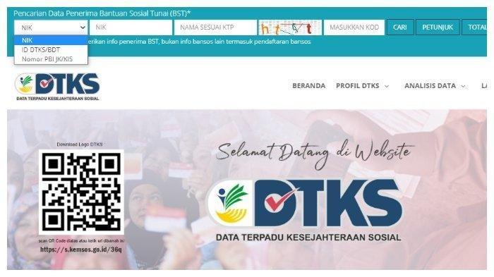 Cara Daftar dtks.kemensos.go.id Jadi Syarat untuk Dapatkan Bansos Sembako Rp 200 Ribu dari Kemensos