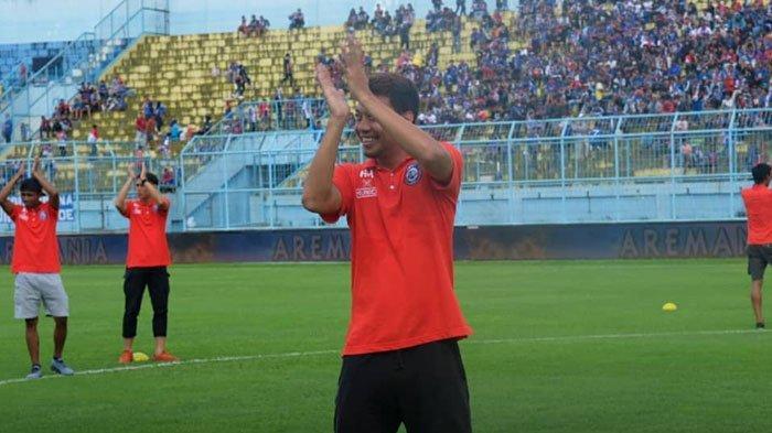 Kapten Arema FC SarankanPemain Timnas U-22 Kurangi PenggunaanMedia Sosial Jelang Piala AFF U-22