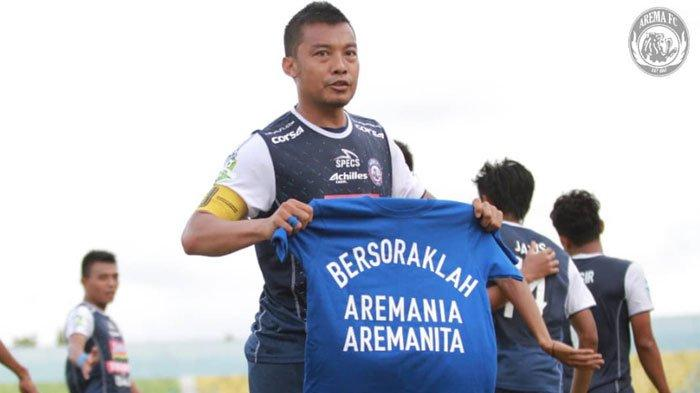 Kompetisi Liga 1 2019 Belum Usai, Arema FCSiap Launching Jersey untuk Liga 1 Musim 2020 Hari ini