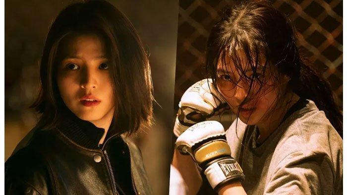 Tinggalkan Image Cewek Bucin, Han So Hee Jadi Wanita Kuat dan Tangguh dalam Drama Terbaru My Name