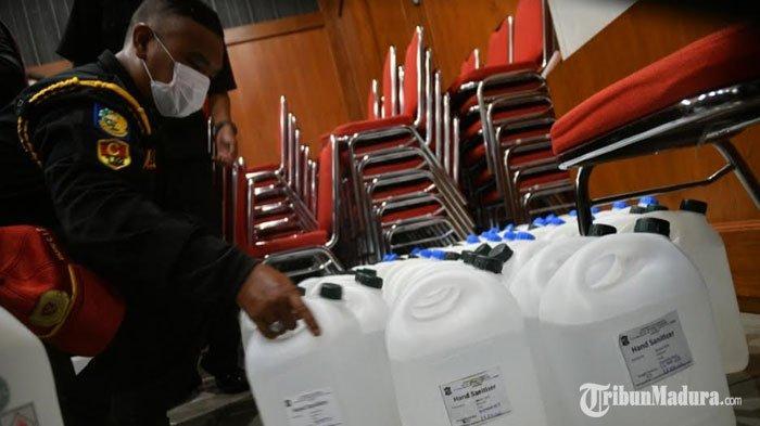 Inilah Perbedaan Sabun, Hand Sanitizer, dan Disinfektan, Mana yang Lebih Ampuh Basmi Virus Corona?