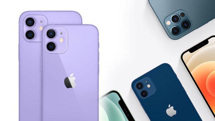 Spesifikasi dan Harga iPhone di Akhir Juni 2021, Cek Sebelum Beli, Mulai iPhone 8 Hingga iPhone 12