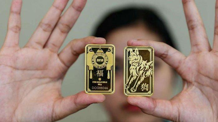 Daftar Harga Emas Mengalami Penurunan pada Sabtu 16 Januari 2021, Simak Harga Emas Selengkapnya