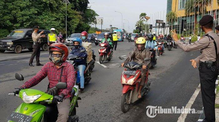 Malam Tahun Baru di Surabaya, Aktivitas Warga Dibatasi hingga Pukul 8 Malam, Ada Penyekatan Wilayah