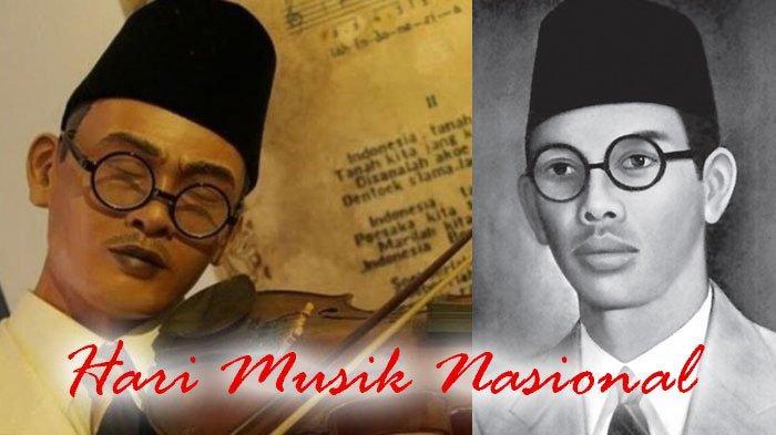 Hari Musik Nasional, ada Sejarah Panjang dan Apresiasi untuk Musik Indonesia, Simak Sejarahnya