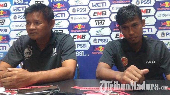 Dihancurkan Madura United 5 Gol Tanpa Balas, Pelatih Sriwijaya FC & Kapten Tim Kompak Bilang Begini