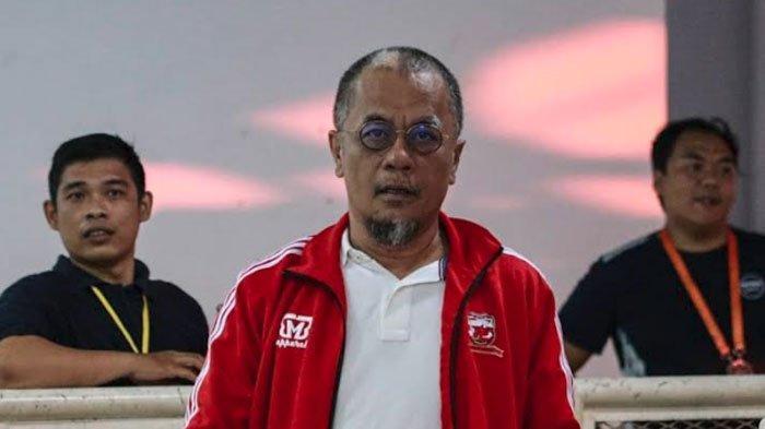 BREAKING NEWS: Usai Madura United Dikalahkan Arema FC 2-0, Manajer Tim Haruna Soemitro Undur Diri