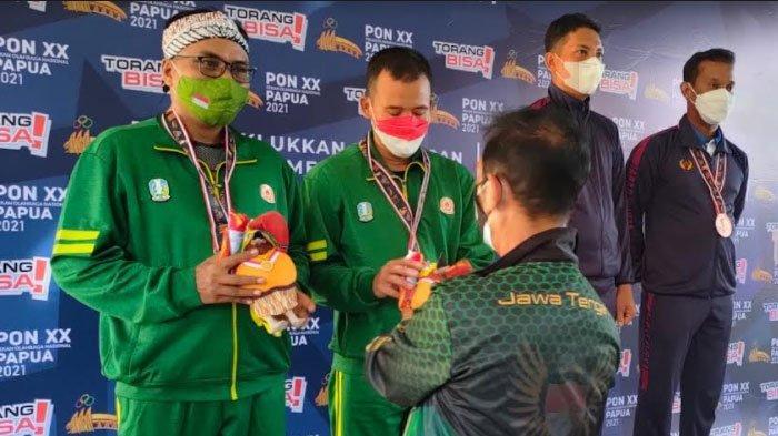 Buat Bangga Warga Sampang, Atlet Tembak Putra Daerah Borong Tiga Medali pada PON XX Papua 2021