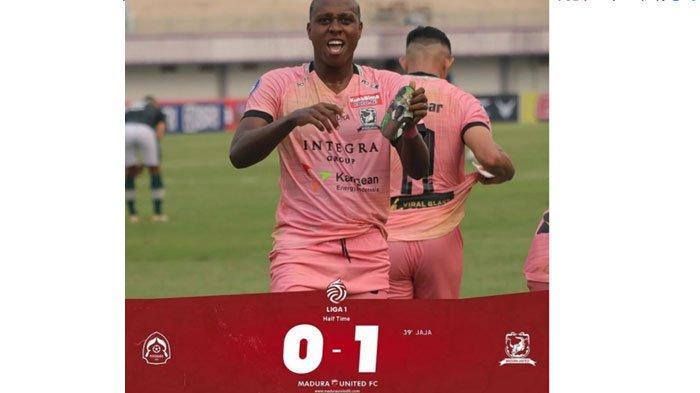 Hasil Babak Pertama PS Tira Vs Madura United, Laskar Sapeh Kerrab Unggul Berkat Gol Pemain ini