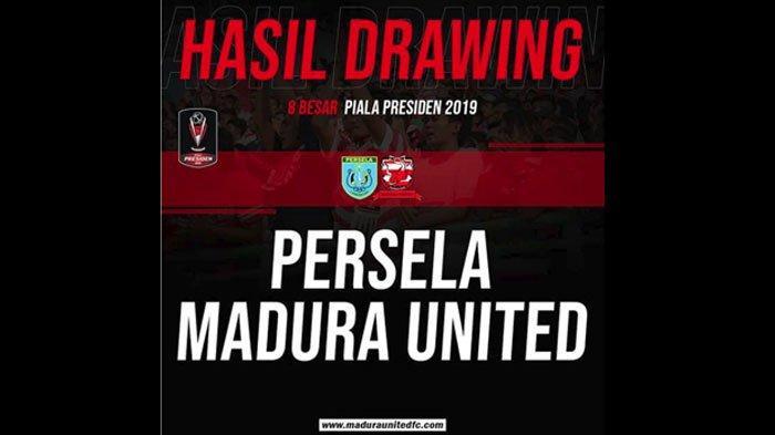 Jelang Lawan Madura United, Persela Lamongan Sudah Siapkan