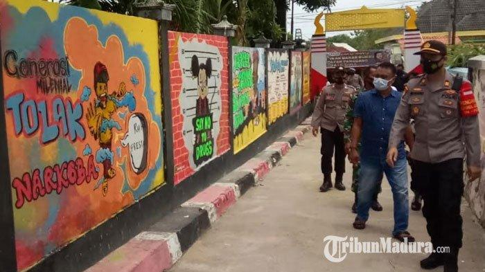 Dalam Waktu Dekat, Kampung Tangguh Semeru Bersih Narkoba di Kecamatan Ketapang Sampang Diaktifkan