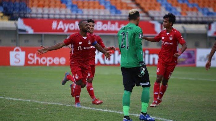 Hasil Piala Menpora 2021 Persik Kediri Vs Madura United, Macan Putih Menang dengan Skor 2 -1