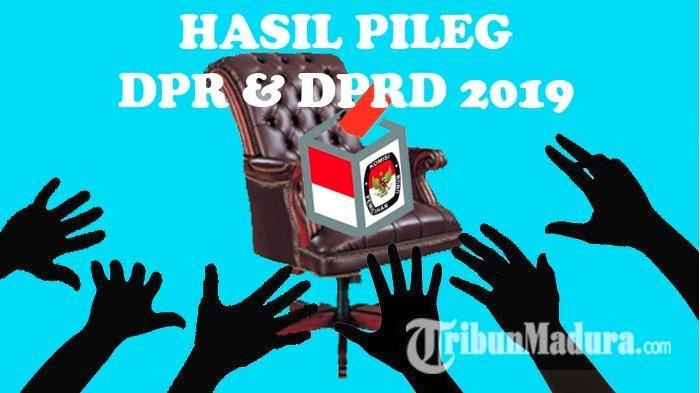 Rekapitulasi Suara Pemilu 2019 di Sampang, PKB dan Nasdem Jadi Pemuncak, PDIP Hanya dapat Satu Kursi