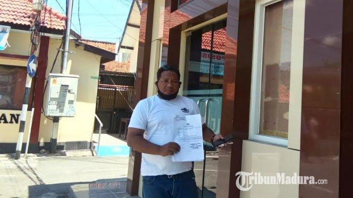 Korban Pemalsuan Surat Sertifikat Tanah Datangi Polres Sampang, Tanyakan Kelanjutan Kasusnya
