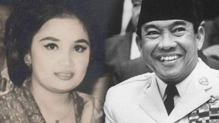 Profil Heldy Djafar, Istri ke-9 atau Istri Terakhir dari Presiden Soekarno yang Kini Tutup Usia