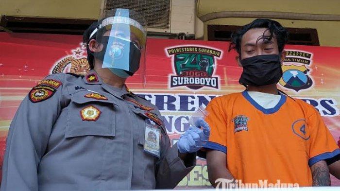 Demi Jaga Stamina Saat Mengamen, Pemuda Sidoarjo Beli Sabu di Rumah Teman, Akhirnya Ditangkap Polisi
