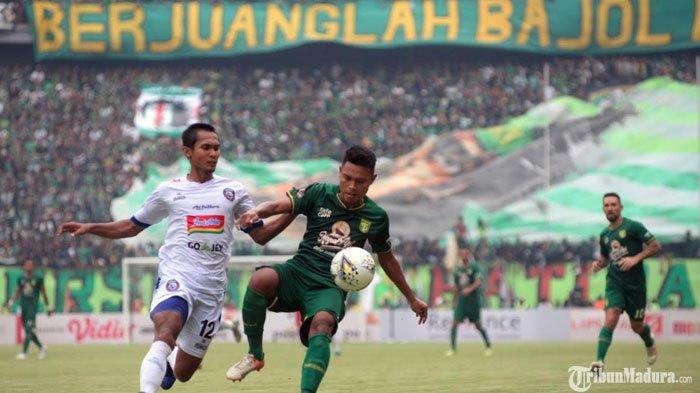 Laga Semi Final Piala Gubernur Jatim 2020 Persebaya Vs Arema FC Batal Digelar diStadion Kanjuruhan