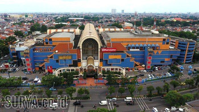 Hi Tech Mall Surabaya Disewakan Rp 18 5 Miliar Pedagang Yang Mau Jualan Diminta Lakukan Hal Ini Tribun Madura