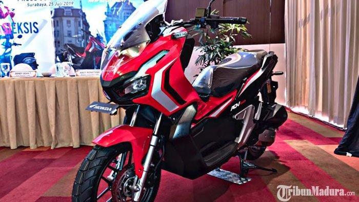 Skutik Honda ADV150 Resmi Dikenalkan di Jatim, Skuter Matik Penjelajah Dibekali Enhanced Smart Power