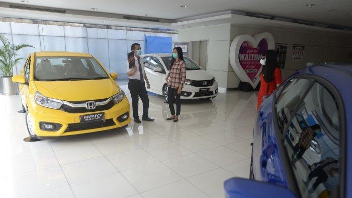 Penjualan Mobil Honda di wilayah HSC Pada Januari-Agustus Tembus 7.535 Unit, Brio Paling Laku