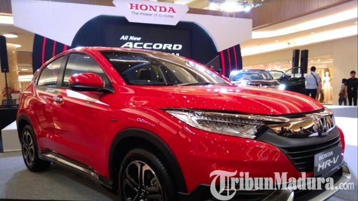 Honda Brio Satya dan Honda HR-V Dongkrak Penjualan Honda, Mobil Premium Juga Terkerek Naik