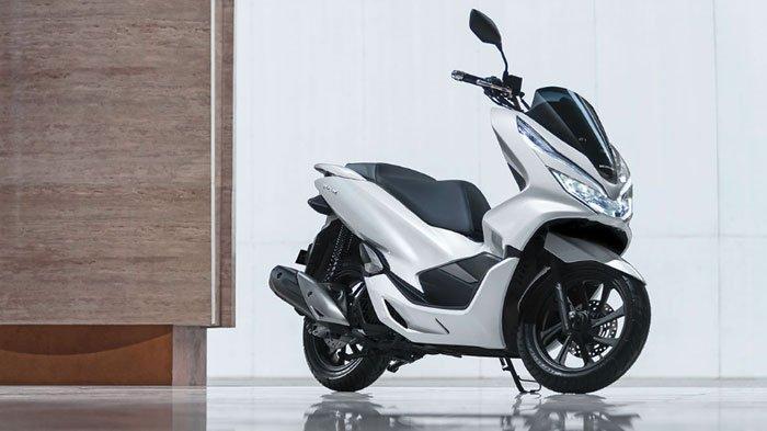 Sepeda Motor Matic Jadi Tren Masyarakat, Honda PCX CatatPenjualan Capai3.000 Unit Tiap bulannya