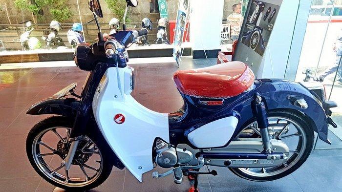 Bidik Konsumen Premium, AHM Luncurkan Honda Super Cub C125 di Indonesia yang Legendaris