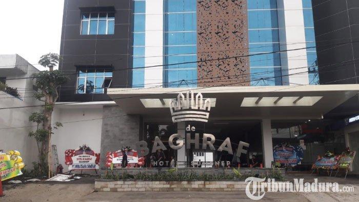 Sumenep Kini Punya Hotel Bintang Tiga,Hotel de Baghraf Jadi yang Pertama Berdiri di Kota Sumekar