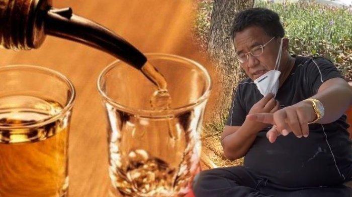Soroti RUU Larangan Minuman Beralkohol, Hotman Paris Ajak Pemuda Bali Bersuara: Dukung 100 Persen