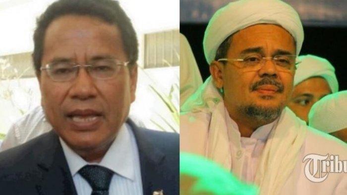 Diminta Jadi Pengacara Habib Rizieq, Hotman Paris Ogah Terima: Saya Tidak Bisa karena Terlalu Sibuk