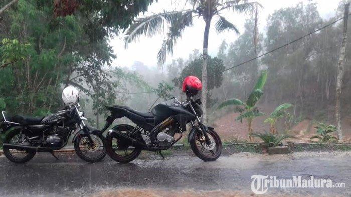 Peringatan Dini BMKG Cuaca di Jawa Timur Rabu 9 Desember 2020: Waspada Hujan Lebat dan Angin Kencang