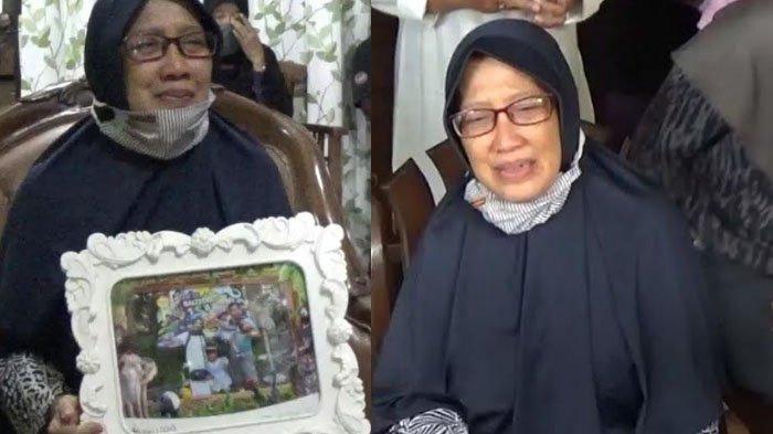 Tangis Pilu Nani Zarkasih, Anak dan 2 Cucu Jadi Penumpang Sriwijaya Air SJ 182: Semoga Ada Keajaiban