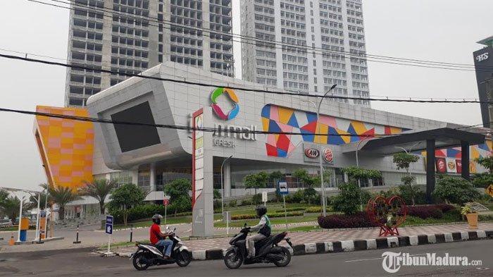 SiapSambut New Normal,Icon Mall GresikPerketat Pemeriksaan Suhu Tubuh Pengunjung dan Pegawai
