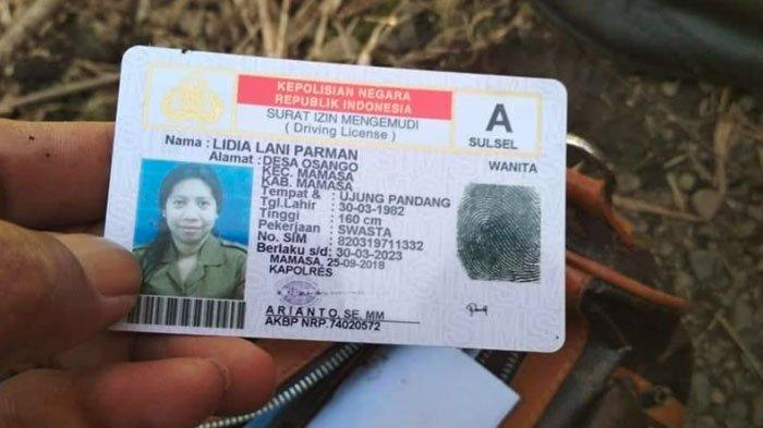 Nekad Buka Pintu Gerbong Kereta Api dan Melompat,Wanita Asal Sulawesi Selatan Ditemukan Tewas