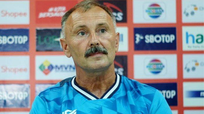PS Tira Persikabo VsArema FC,Igor Kriushenko Berharap Sosok ini Datang keStadion Pakansari