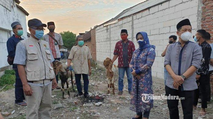 Hari Raya Idul Adha di Tengah PPKM Darurat, Penyembelihan Hewan Kurban Diarahkan Dilakukan di RPH