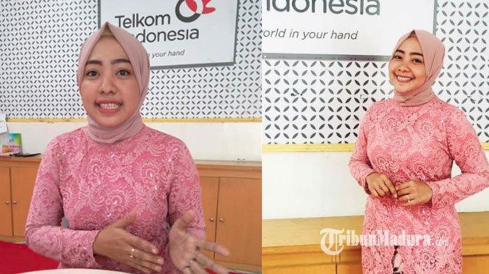 Pegawai Telkom Bangkalan Maknai Hari Kartini, Sebut Perempuan Punya Potensi yang Dieksplor Seluasnya