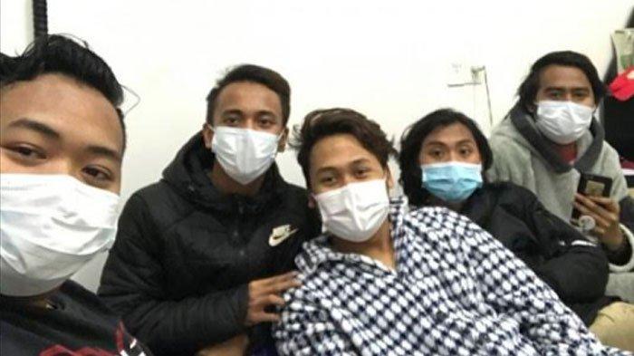 Anak Mantan Kepala Dispendukcapil Pamekasan di China, Ceritakan Suasana Mencekam Dampak Virus Corona