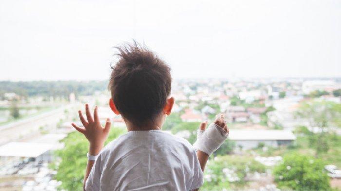 Waspada Covid-19 Bisa Sebabkan Lumpuh, Kasus 1 Anak Muncul di Inggris, Ibu Pasien: Sakit Luar Biasa