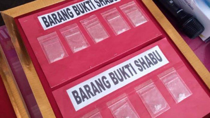 4 Pemuda Kompak Konsumsi dan Edarkan Sabu di Tulungagung, Dua di Antaranya Masih Belasan Tahun