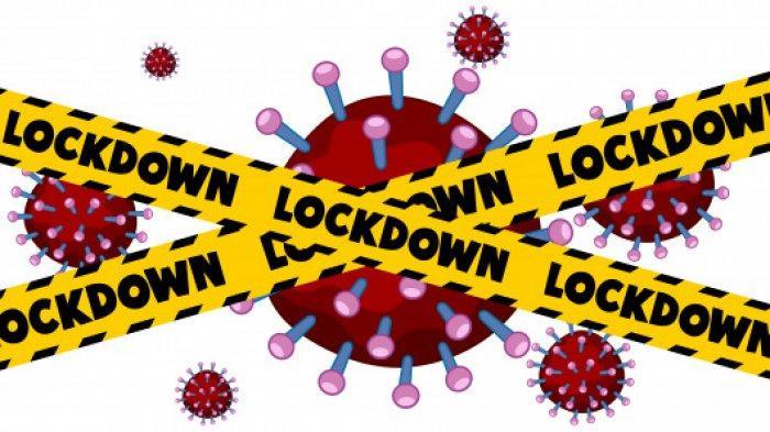ILUSTRASI Berita tentang usulan lockdown di Indonesia. Mungkinkah diterapkan?