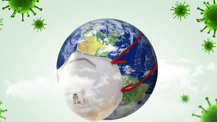 Virus Corona Dapat Bertahan di Udara, WHO Pertimbangkan Pencegahan Tambahan untuk Tenaga Medis