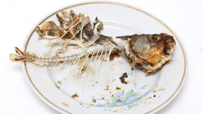 Cara Mengatasi Tersedak Duri Ikan, Selain Pakai Gumpalan Nasi Simak Lima Cara Berikut ini
